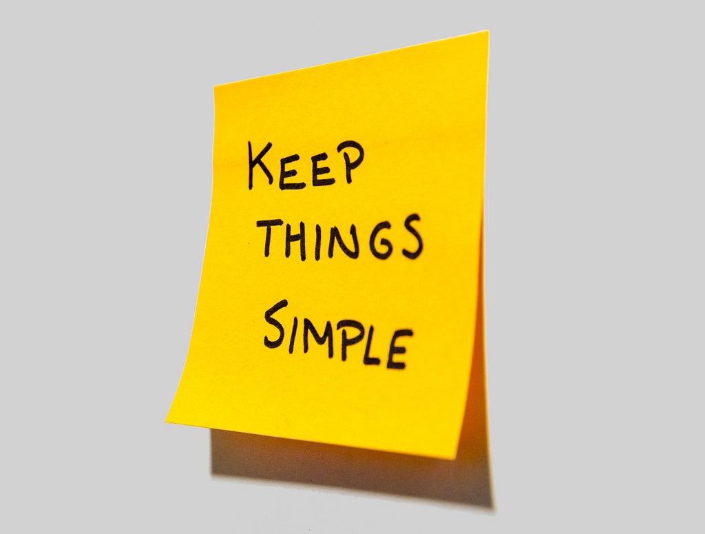 Three Fund Portfolio - keep things simple